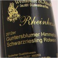 Schwarzriesling Rotwein mild / lieblich