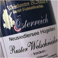 2008er Ruster Welschriesling