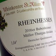 Bubenheimer Qualitätswein trocken