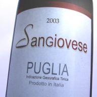 2003er Sangiovese di Puglia IGT