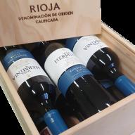 2012er + 2014er Rioja Reserva DOC